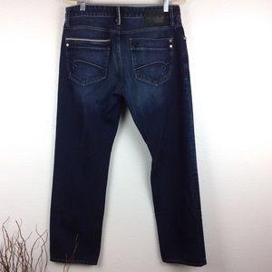 * Mavi Zach Straight Leg Jeans *